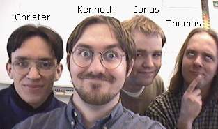 T.A.N.K.S development team 1999
